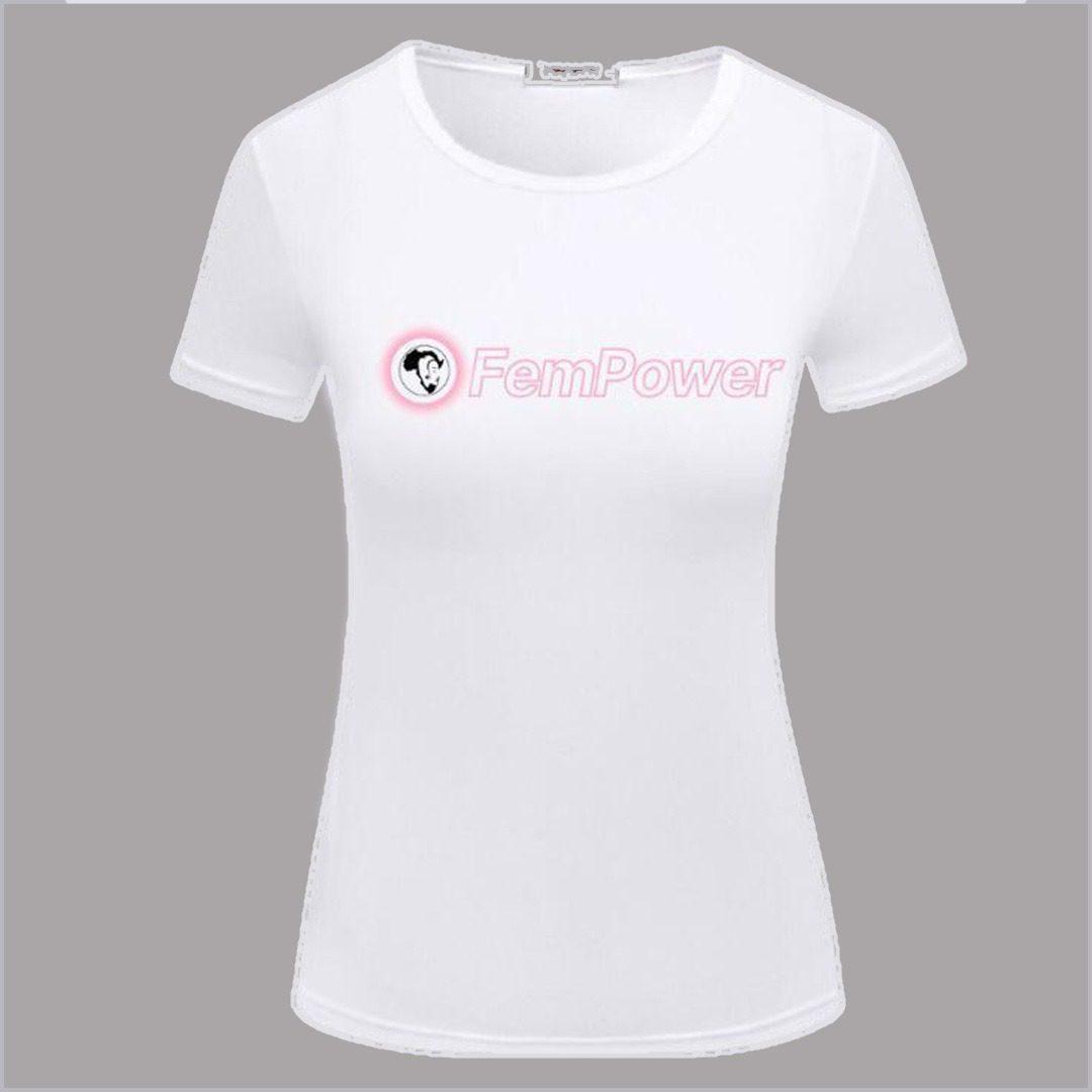 FemPower White Tshirt