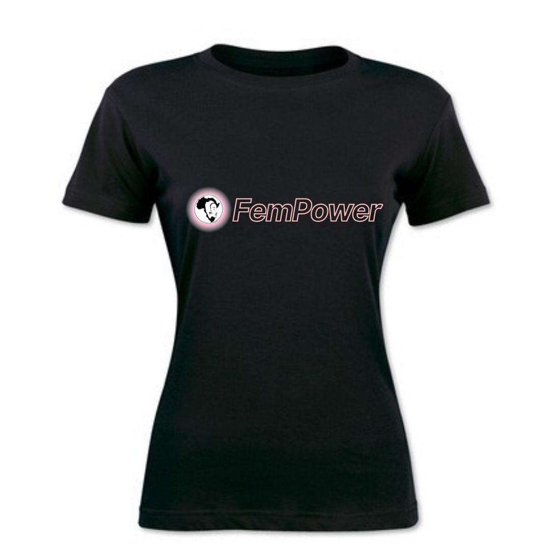 FemPower Black Tshirt
